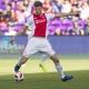 Ajax forward Klaas Jan Huntelaar