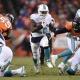 Miami Dolphins running back Lamar Miller