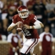 Oklahoma Sooner quarterback Landry Jones