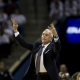 Charlotte Bobcats coach Larry Brown