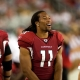 Wide receiver No. 11 Larry Fitzgerald of the Arizona Cardinals.