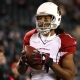 Wide receiver Larry Fitzgerald of the Arizona Cardinals.