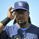 The Tampa Rays' Manny Ramirez