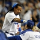 Manny Ramirez of the LA Dodgers.