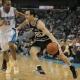 San Antonio Spurs guard Manu Ginobili (20).