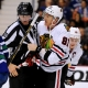 Chicago Blackhawks forward Marian Hossa