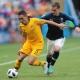 Mark Milligan Australia Soccer