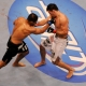 UFC fighter Mark Munoz