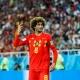 Marouane Fellaini Belgium Soccer