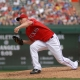 Rangers starting pitcher Matt Harrison