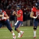 Arizona quarterback Matt Scott
