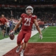 Washington State Cougars running back Max Borghi
