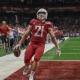 Washington State Cougars running back Max Borghi