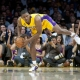 Metta World Peace of the LA Lakers