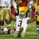 Notre Dame Fighting Irish wide receiver Michael Floyd