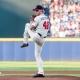 Atlanta Braves Pitcher Mike Foltynewicz