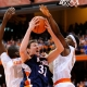 Bucknell Bison forward/center Mike Muscala