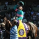 Mike Smith gets the chance to ride Mine That Bird in the Preakness.