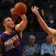 The Phoenix Suns' Miles Plumlee
