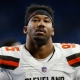 Cleveland Browns defensive lineman Myles Garrett