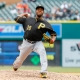 Pittsburgh Pirates pitcher relief Neftali Feliz