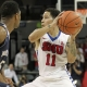 Nic Moore SMU Mustangs Basketball