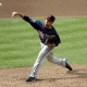 Minnesota Twins starting pitcher Nick Blackburn