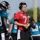 Jacksonville Jaguars quarterback Nick Foles