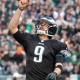 Philadelphia Eagles' Nick Foles