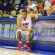 Southern Methodist Mustangs guard Nick Russell
