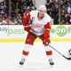 Nicklas Lidstrom of the Detroit Red Wings