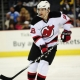 New Jersey Devils right wing Niclas Bergfors.