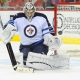 Winnipeg Jets goalie Ondrej Pavelec