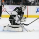 Peter Budaj Los Angeles Kings