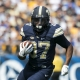 Pittsburgh Panthers Running back Qadree Ollison