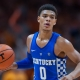 Kentucky Wildcats guard Quade Green