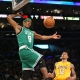 Rajon Rondo of the Boston Celtics