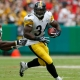 Pittsburgh running back Rashard Mendenhall