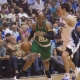 Boston Celtics guard Ray Allen.