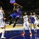 New York Knicks point guard Raymond Felton