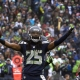 Seattle Seahawks corner back Richard Sherman