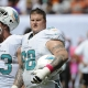 Miami Dolphins Guard Richie Incognito