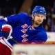 Rick Nash New York Rangers