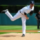 Detroit Tigers starting pitcher Rick Porcello