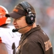 Cleveland Browns head coach Rob Chudzinski