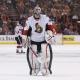 Ottawa Senators goalie Robin Lehner