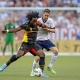Belgium forward Romelu Lukaku