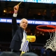 Coach Roy Williams of the North Carolina Tar Heels