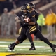 Missouri Tigers running back Russell Hansbrough