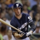 The Milwaukee Brewers' Ryan Braun